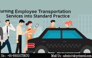 Turning Employee Transportation Services into Standard Practice