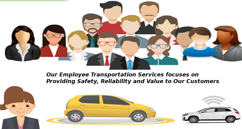 Our Employee Transportation Services focuses on Providing Safety, Reliability and Value to Our Customers