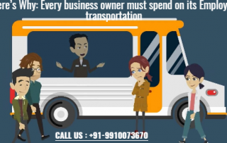 Here's Why: Every business owner must spend on its Employee transportation