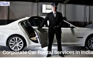 Corporate Car Rental Services in India