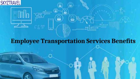Employee transportation services benefits
